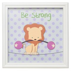 Wall Plaque - Baby