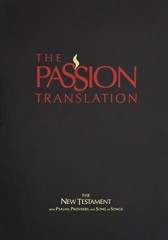 The passion Translation - NT with Psalms - Purple